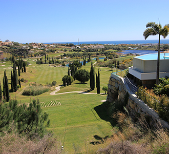 Golf woningen in de Costa del Sol