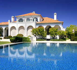 Luxury Villas in Costa del Sol area